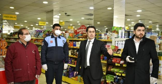 Elbistan Belediyesi'nden Korona Virüs ile Mücadelede Bir İlk