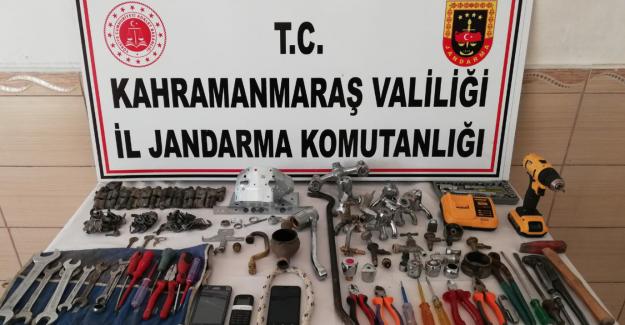 Jandarma faili meçhul olayları aydınlattı