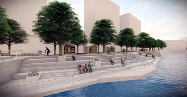 Elbistan Belediyesi'nden Gençlik Parkı