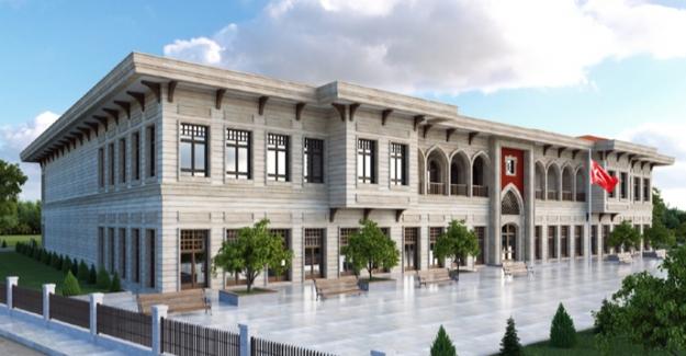 Kültürhan inşaatı Mayıs ayında başlayacak