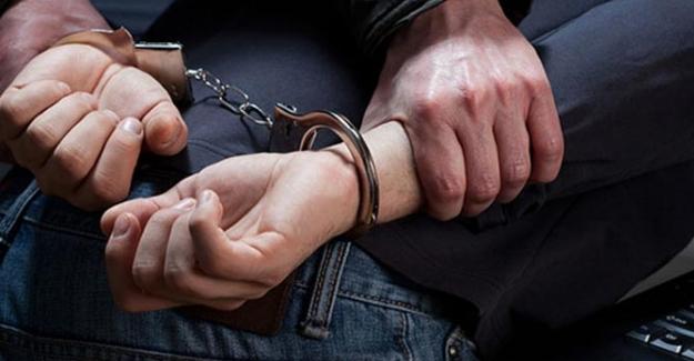 Elbistan'da havadan ve karadan takip edilen örgüt üyesi yakalandı