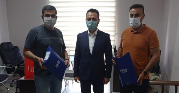 Başkan Gürbüz'den gazetecilere 24 Temmuz ziyareti