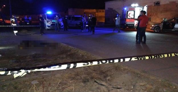 Elbistan'da cinayet: 1 ölü