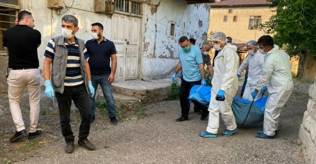 Elbistan'da cinayet 1 ölü