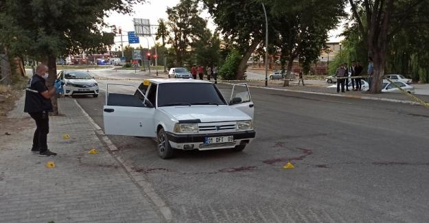 Elbistan'da silahlı saldırı sonucu ağır yaralanan şahıs öldü