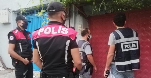 Aranan 67 kişi yakalandı 42'si tutuklandı