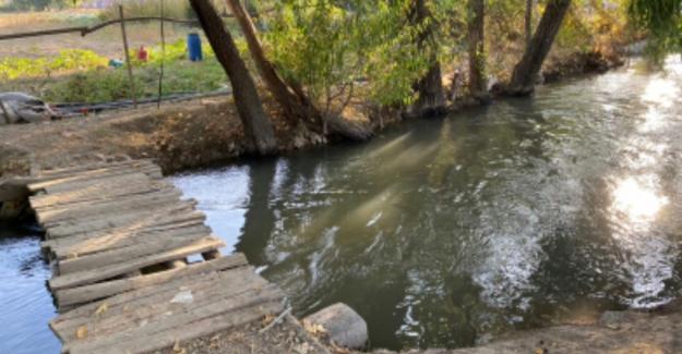Elbistan'da sulama kanalına düşen çocuk öldü
