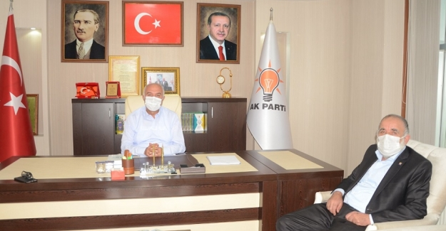 ETSO'dan Başkan Tıraş'a hayırlı olsun ziyareti