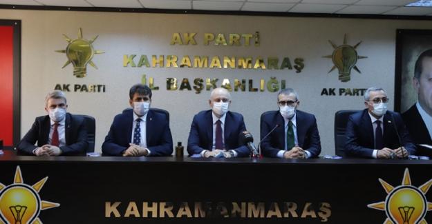 Kahramanmaraş'tan Adana'ya 1,5 saatte gidilebilecek