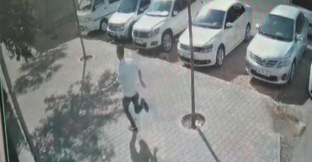 Kaptı kaçtı ama polisten kaçamadı