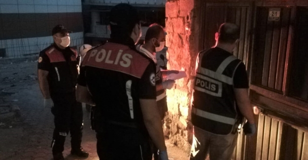 Polis aranan 62 kişiyi yakaladı