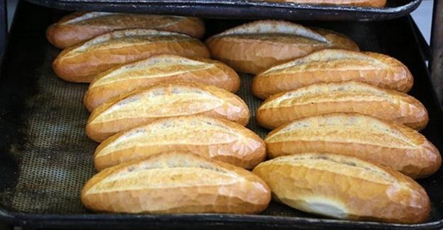 Elbistan'da ekmek fiyatlarına zam geldi