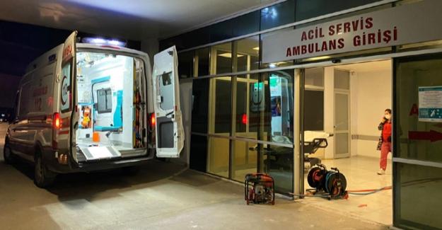 Elini kıyma makinesine kaptıran kadını itfaiye kurtardı