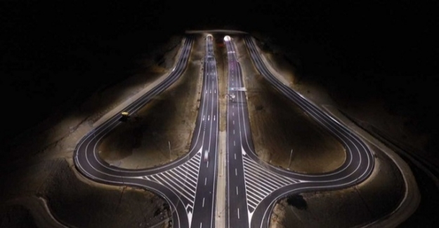 Kahramanmaraş-Göksun arası 71 kilometreye düşüyor