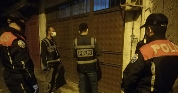 Polis aranan 99 kişiyi yakaladı