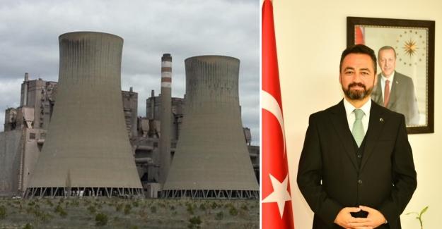 Başkan Gürbüz'den baca gazı arıtma sistemi açıklaması