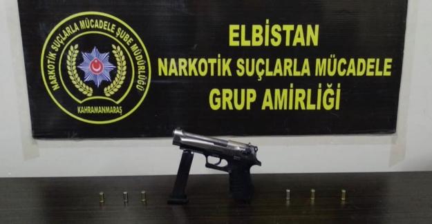 Elbistan Narkotik polisi göz açtırmıyor