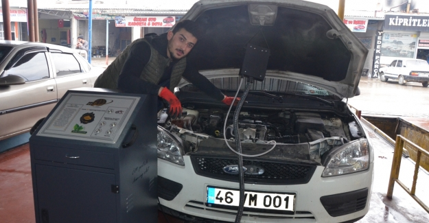 Elbistan'da araç sürücülerine iyi haber