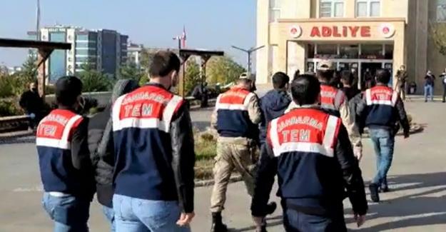 Jandarmadan PKK/KCK operasyonu