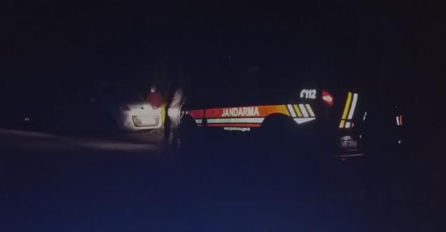 Uçuruma yuvarlanan aracın sürücüsü hayatını kaybetti