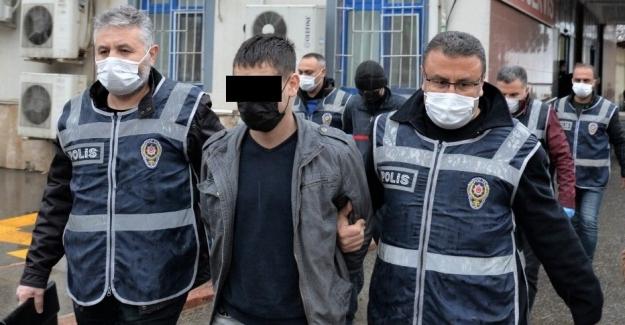 17 hırsızlık şüphelisi tutuklandı