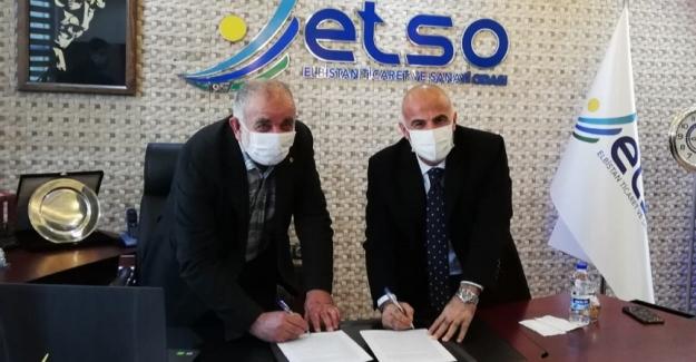 ETSO ve Halkbank, Güvenceli Tedarik Zinciri Finansmanı protokolü imzaladı