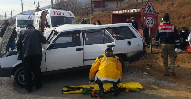 Trafik kazasında ağır yaralanan kişi hastanede hayatını kaybetti