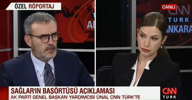 """Ünal, """"Türkiye'de darbe mekaniği millet iradesine yenik düşmüştür"""""""