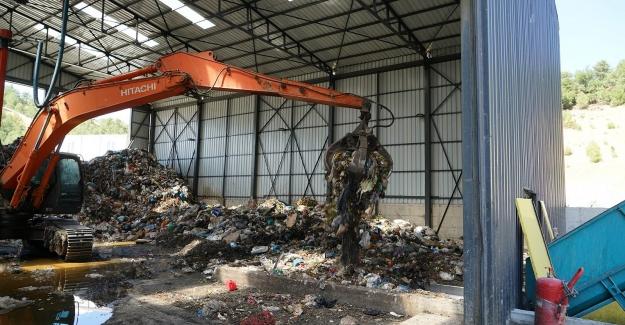 238 Bin Ton Atık Bertaraf Edildi