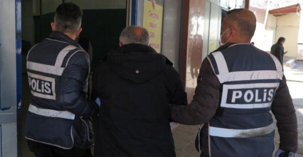 62 yaşındaki hırsız asayiş timlerinden kaçamadı