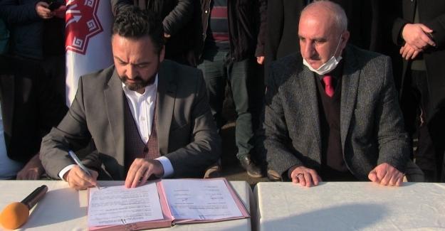 Elbistan Belediyesinde en düşük işçi maaşı 5 bin 8 lira oldu
