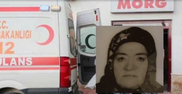 Elbistan'da yaşlı kadın eşi tarafından ölü bulundu