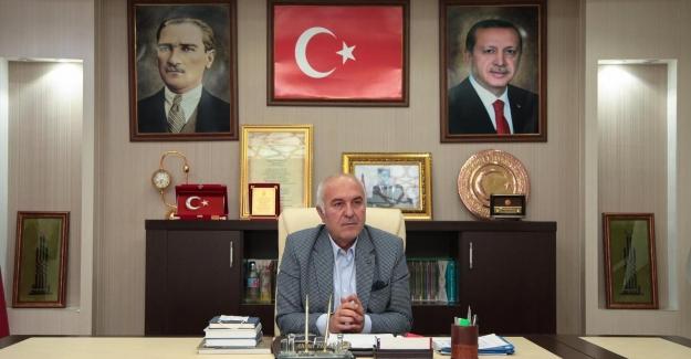 Başkan Tıraş'tan Berat Kandili mesajı