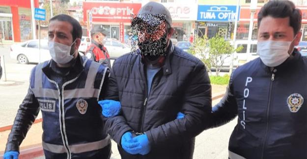 Gezici hırsız Kahramanmaraş'ta yakayı ele verdi