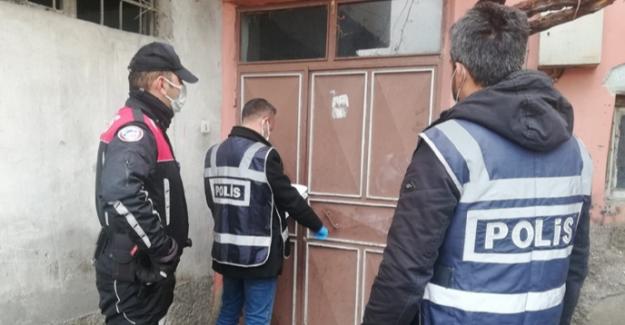 Polis aranması olan 85 kişiyi gözaltına aldı