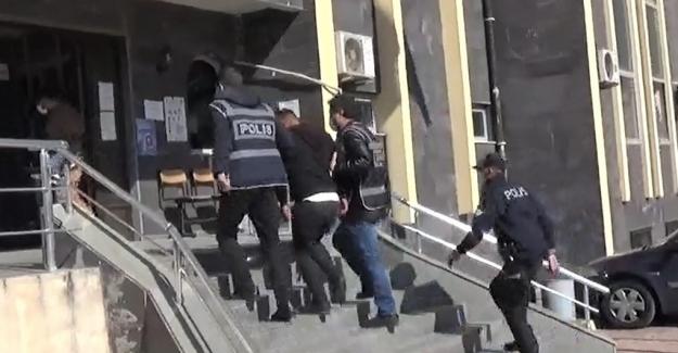Sahte savcı operasyonla yakalandı