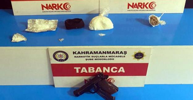 Uyuşturucu satıcısı 3 kişi tutuklandı