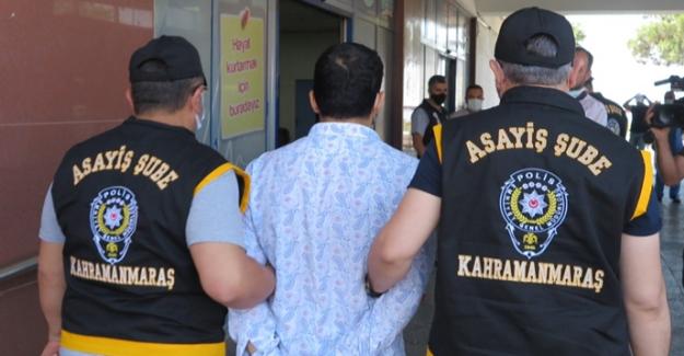 35 yıl hapis cezasıyla aranan firari hükümlü yakalandı