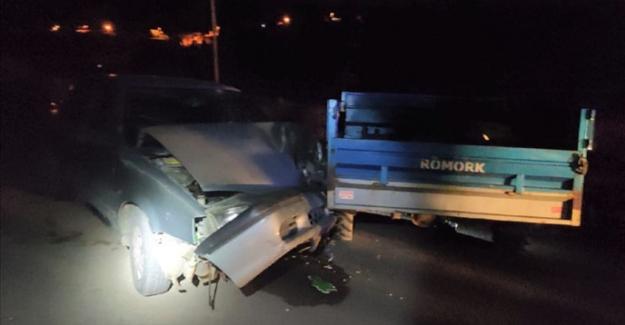 Otomobil ile patpat çarpıştı: 1 ölü