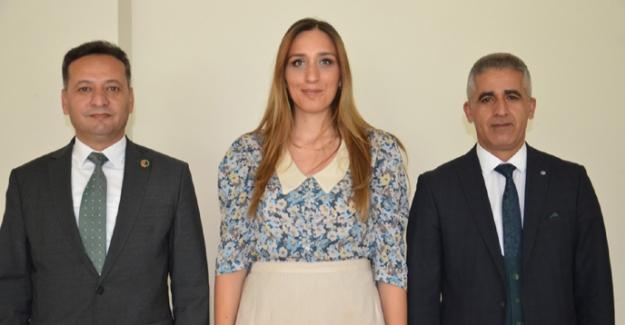 Elbistan'da baro temsilciliği seçimi yapıldı