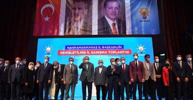 """Cumhurbaşkanı Erdoğan, """"Bu ülkenin halen en büyük eksiği yerli ve milli muhalefet açığı"""""""