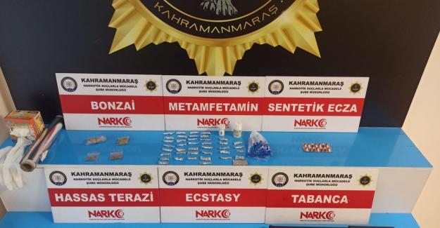 Emniyettenuyuşturucu operasyonu: 12 kişi tutuklandı