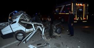 Nurhak yolunda feci kaza: 1 ölü