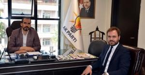 İhsan Kılıç, başkan adaylığı için başvurusunu yaptı