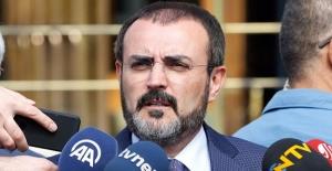 AK Parti Sözcüsü Ünal'dan önemli açıklama