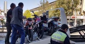 Motosiklet denetimleri arttı