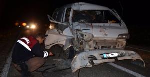 Feci kazada 4'ü çocuk 5 kişi yaralandı