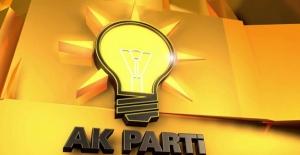AK Parti Elbistan Kadın Kollarında Görev Değişimi