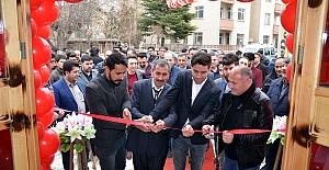 Elbistan#039;a Kahve Deposu açıldı