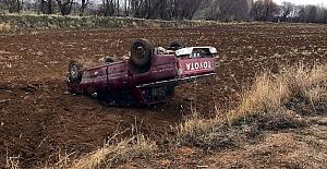 Elbistan'da 3 ayrı kazada 3 kişi yaralandı
